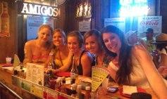 """""""Amigos"""" with mi amigos!"""
