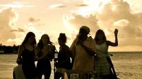 Key West with my girls!