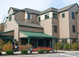 One of their 10 Residential Halls