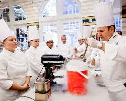 Culinary Science class