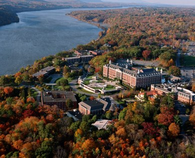 The CIA's beautiful campus in Hyde Park!