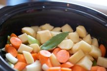 Slow Cookin' Veggies