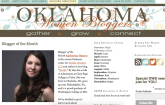 OKWB's Blogger of the Month!
