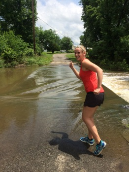 Running w/ Jessica!