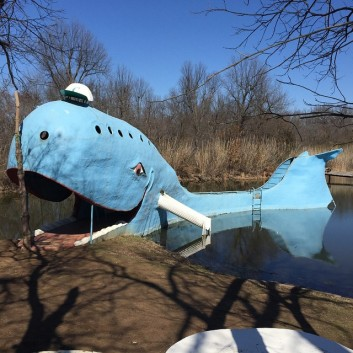 The Iconic Blue Whale