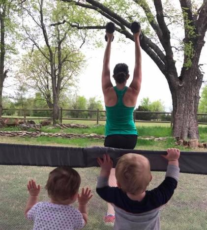 Fitness - Twin Mom