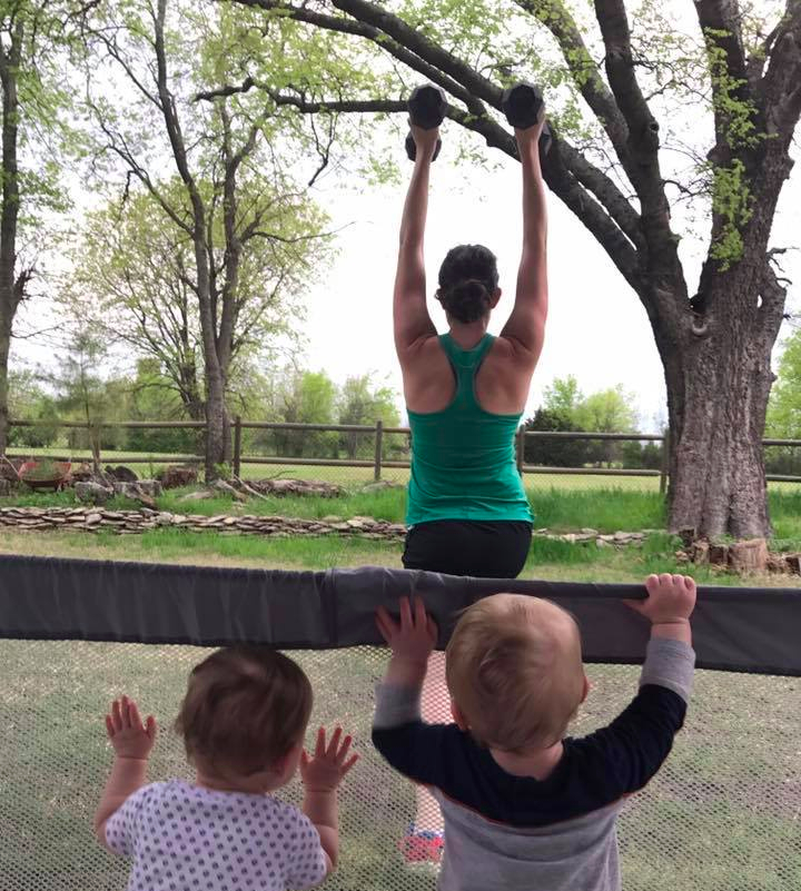 Fitness - Twin Mom